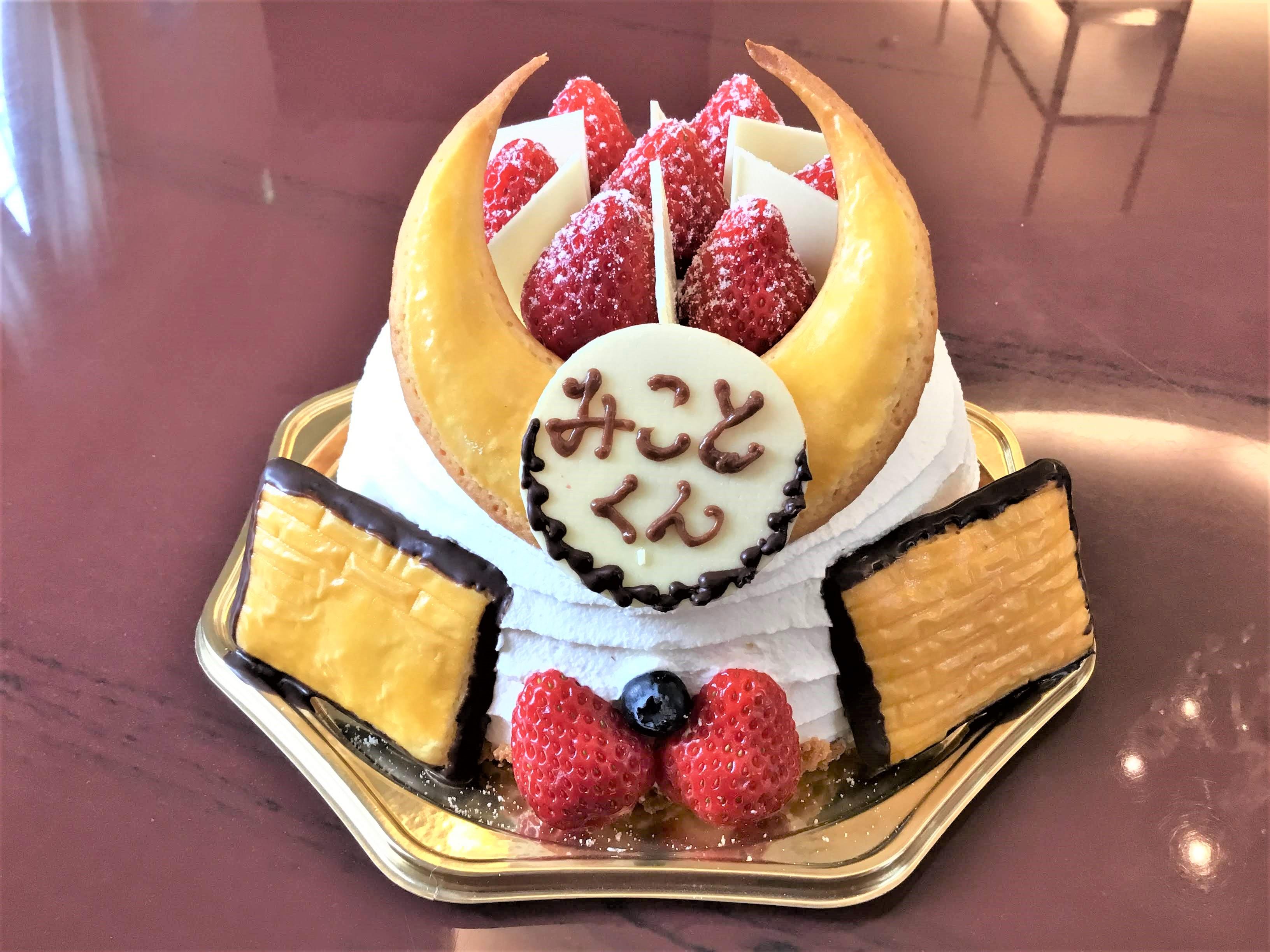 こども の 日 ケーキ